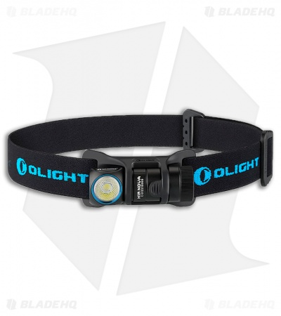 Olight H1R Nova Rechargeable Headlamp Flashlight Cree XM-L2 LED (600 Lumens)