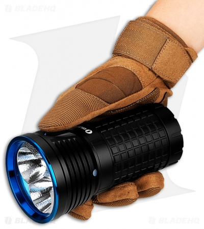 Olight X7 Marauder Flashlight 3x Cree XHP70 LED (9000 Lumens)