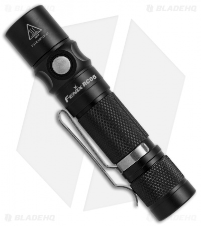 Fenix RC05 Magnetic Charging Flashlight CREE XP-G2 R5 LED (300 Lumens)