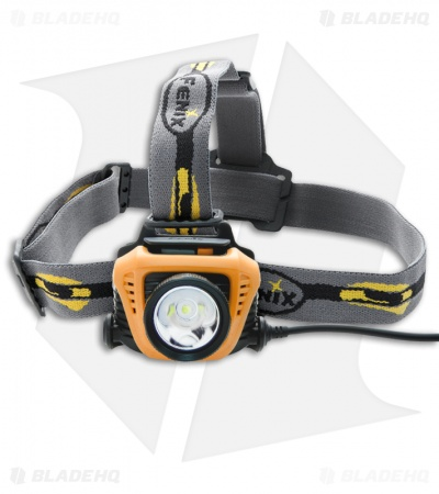 Fenix HP30 Headlamp Cree XM-L2 LED Orange (900 Lumens)
