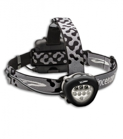 Princeton Tec Corona LED Headlamp (Black) 90 Lumens