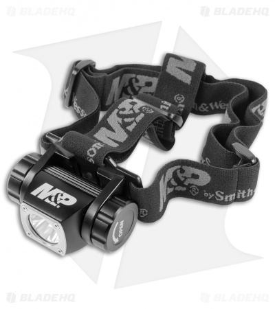 Smith and Wesson Delta Force HL-10 Headlamp CREE XP-G2 R5 LED (430 Lumens)