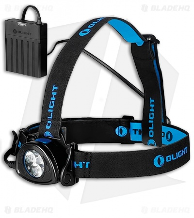 Olight H35 Wave Rechargeable Headlamp Cree XM-L2 LED (1500 Lumens)