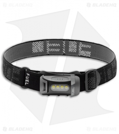 Princeton Tec Fuel LED Headlamp (Black) 43 Lumens
