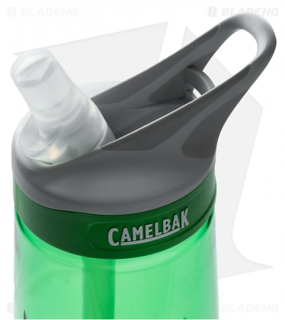 Camelbak Eddy Spill Proof Water Bottle GrassGreen (MSM Spartan Helmet)