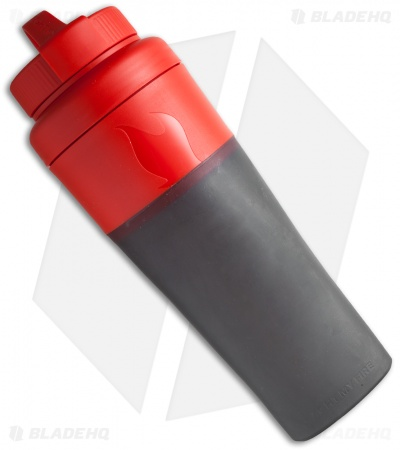 Light My Fire Pack-Up Bottle (Red)