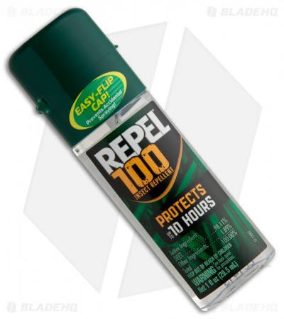 Repel 100 Insect Repellent Spray Bottle (1 oz)