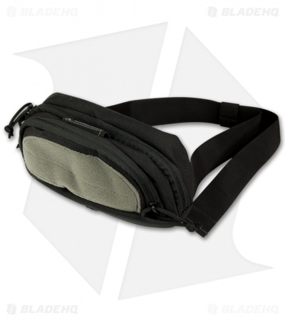 Maxpedition Pili Versipack Black Outdoor Fanny Pack Bag 0479B