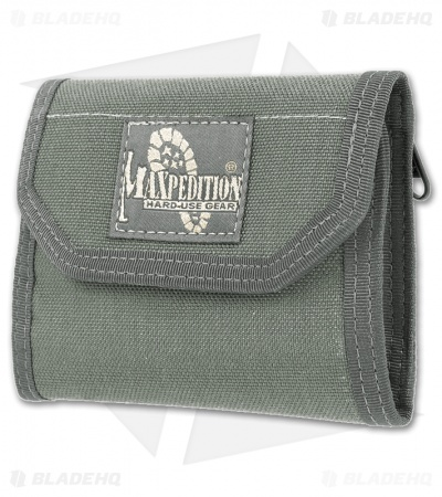 Maxpedition CMC Wallet Foliage Green 0253F