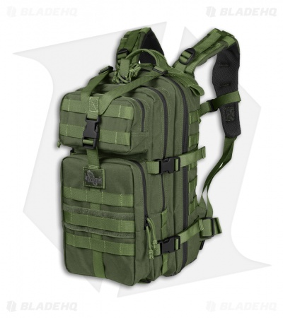Maxpedition Falcon II Green Assault Backpack Hydration 0513G