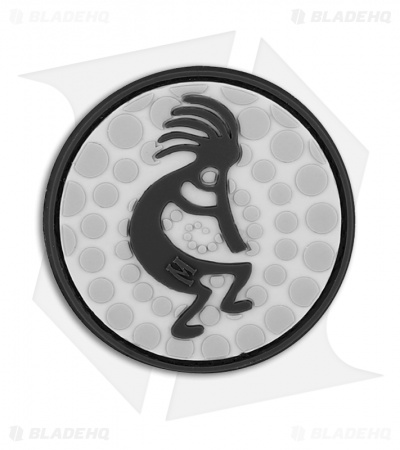 "Maxpedition 2"" x 2"" Kokopelli Morale PVC Patch (SWAT)"