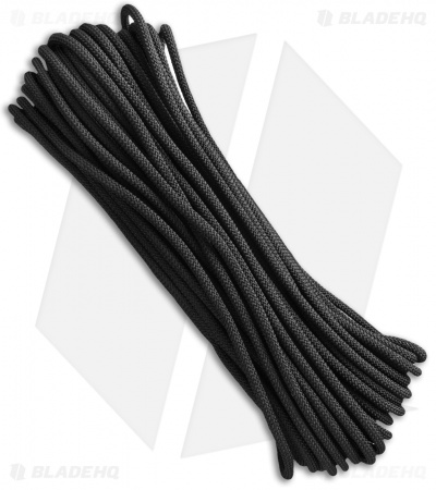 Atwood Rope Mfg. 1/4 x 100 Utility Cord - Black - 600 Lb. Test