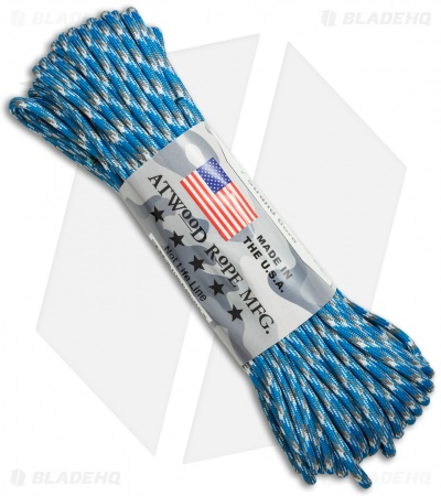 Atwood 550 Lb. Paracord 100 Ft. 7 Strand Core (Celsius) RG1095H
