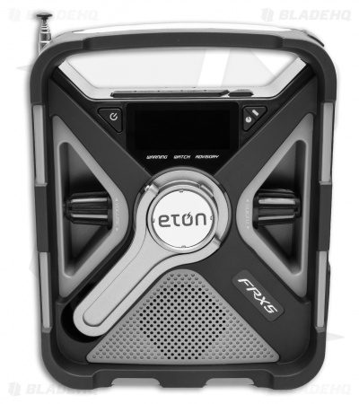 Eton Multi-Powered Emergency Weather Radio FRX5