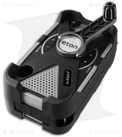 Eton Multi-Powered Emergency Weather Radio/Smartphone Charger FRX4
