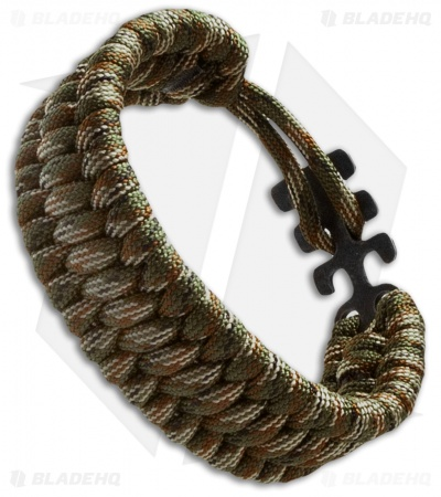 CRKT Adjustable Paracord Bracelet (Camo) 9400C