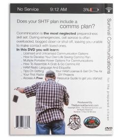 The Survival Summit Survival Communications DVD