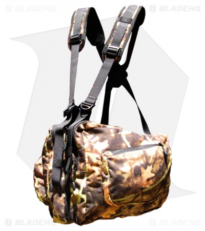 Ribz Raptor Camo Front Pack (Medium) CAM-M-1000