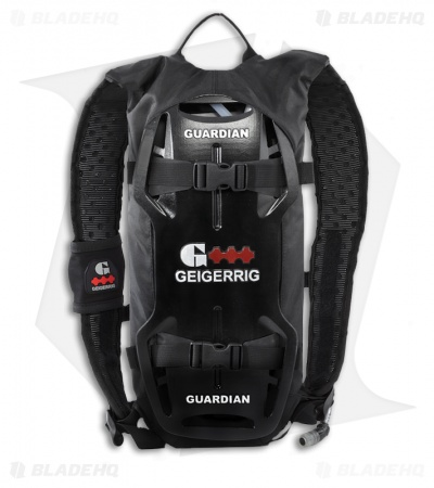 Geigerrig Guardian G4 Black Hydration Pack w/ 70 oz. Bladder
