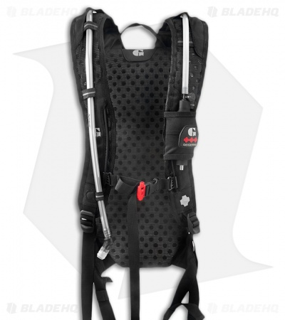 Geigerrig The Rig Black Hydration Pack w/ 70 oz. Bladder