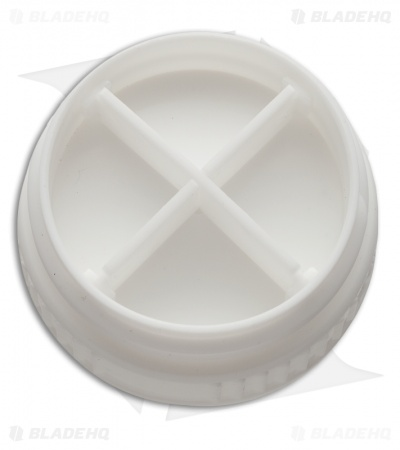 Pillid Water Bottle Lid White (Pill-Lid)