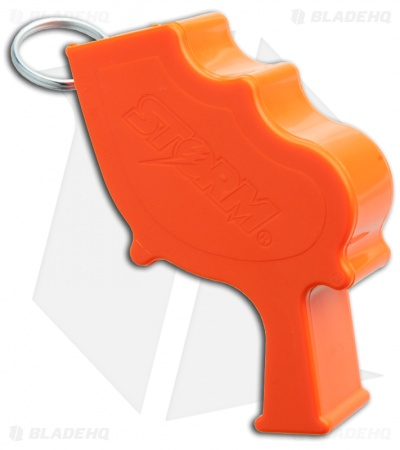 Wind Storm World's Loudest Safety Whistle (Orange)