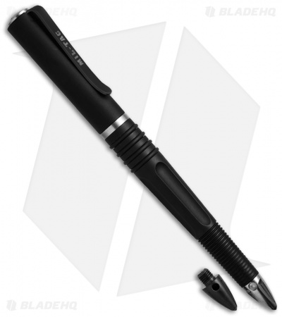 Mil-Tac TDP2 Tactical Defense Pen 2 (Stealth Black) TDP2-001