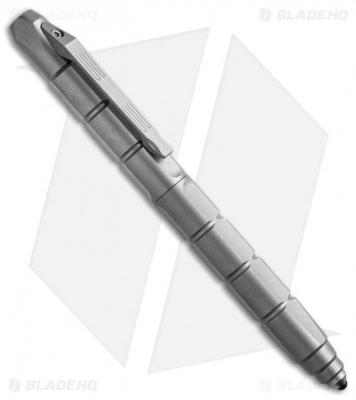 Maxace Titanium Tactical Pen (Gray)