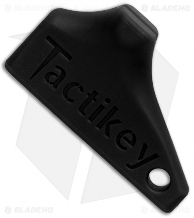 Tactikey Self-Defense Key Chain - Carbon Black