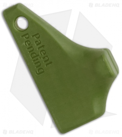 Tactikey Self-Defense Key Chain - OD Green