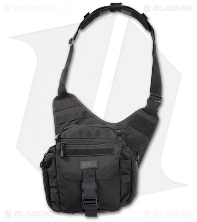 5.11 Tactical PUSH (Practical Utility Shoulder Hold) Pack Black