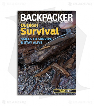 Backpacker Magazine's Outdoor Survival by Molly Absolon