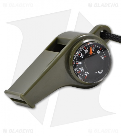 Explorer Whistle and Compass