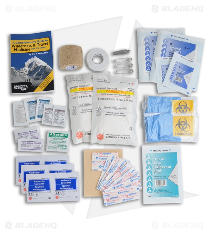 Adventure medical kits tactical fieldtrauma first aid kit w adventure medical kits tactical fieldtrauma first aid kit w quikclot 2064 0291 publicscrutiny Choice Image