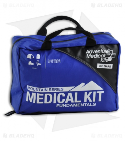 Adventure Medical Kits Mountain Fundamentals Medical First Aid Kit