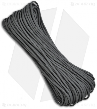 Foliage Green 550 Paracord Nylon Braided 7-Strand Core (100') USA
