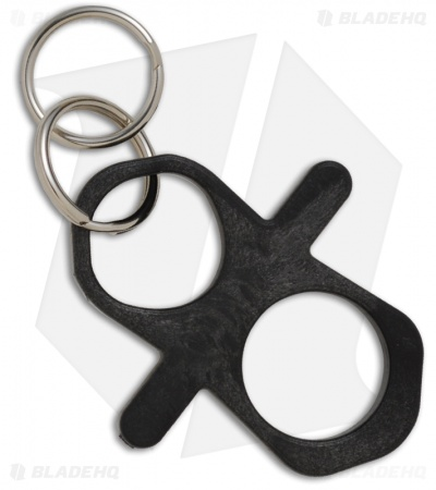 The Retainer Self-Defense Knuckle Tool & Keychain USA Made