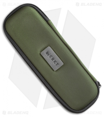 CRKT Tao Tactical Pen & Defense Tool w/ Case (Olive Drab) TPENAOD
