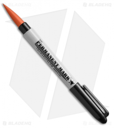 Permanent Mark Tacmarker Full-Size Tactical Concealed Spike (Safety Orange)