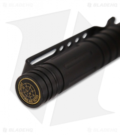 Takedown Tactical Rescue Pen w/ Glass Breaker Tip (Black)