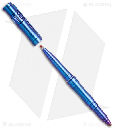 WE Knife Co. TP01 Titanium Tactical Pen (Blue)