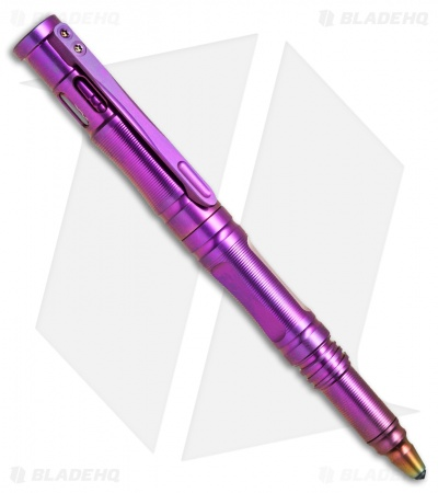WE Knife Co. TP01 Titanium Tactical Pen (Purple)