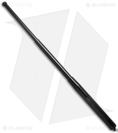 "Nighthawk Friction Lock Expandable Baton (19"" Black)"