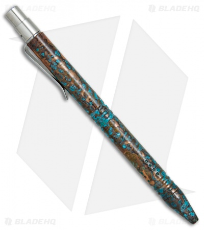 Darrel Ralph DDR Go Pen Slim Line Copper (Shark Skin Patina)