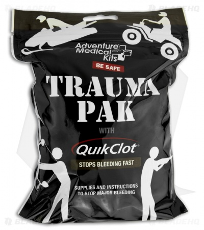 Adventure Medical Trauma Pak w/ QuikClot 292