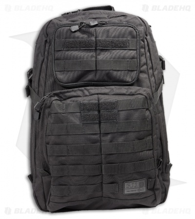 5.11 Tactical VTAC Rush 24 Full-Size Day Backpack (Black) 58601