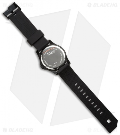 5.11 Tactical Sentinel Watch Black Strap (Black) 50133-019