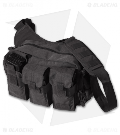 5.11 Tactical Bail Out Bag for Active Shooter Response Teams (Black)