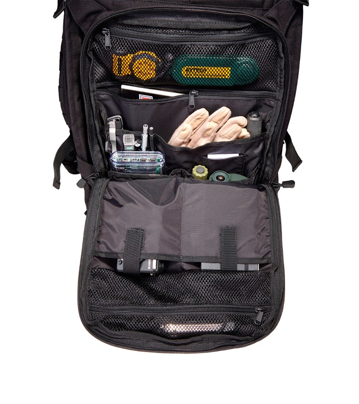 28517a2a835 5.11 Tactical VTAC Rush 12 Full-Size Day Backpack (Black) 56892 ...