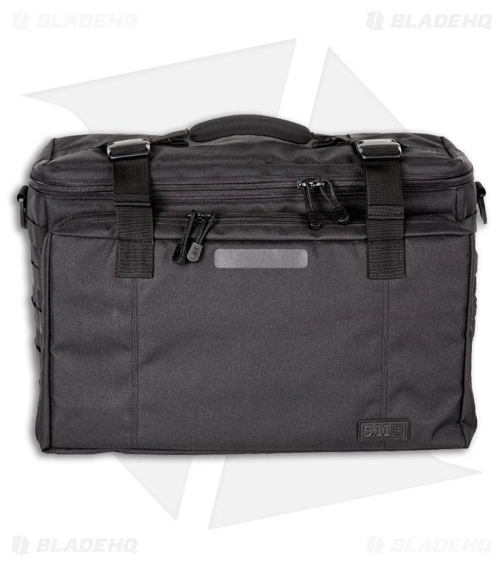 tactical wingman patrol bag car seat organizer black 56045 blade hq. Black Bedroom Furniture Sets. Home Design Ideas